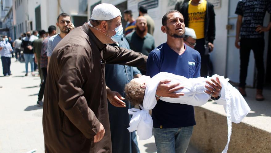 La cifra de muertos en los bombardeos de Israel en Gaza supera los 170