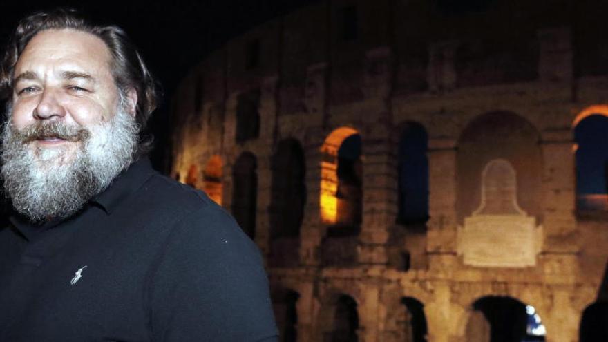 """Gladiator"" revive en el Coliseo"