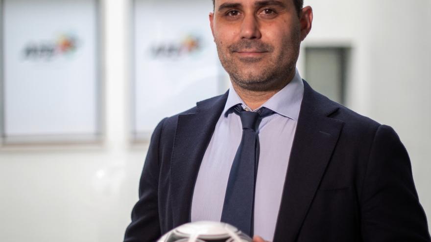 David Aganzo, proclamado presidente de la AFE