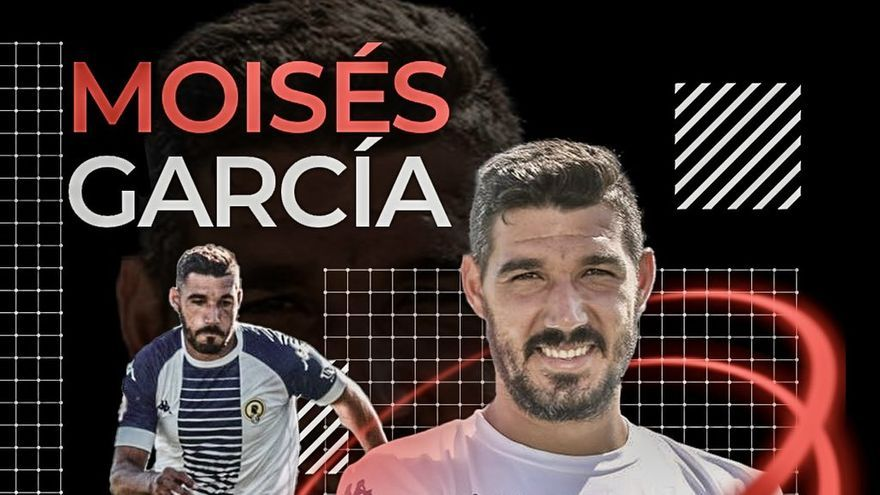 Moisés García cambia el Hércules por La Nucía