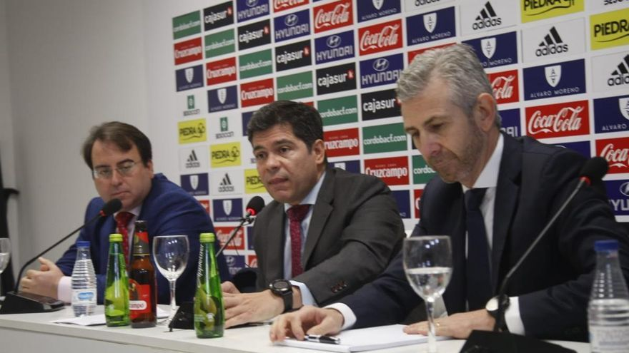 La recusación de Fuentes Bujalance deja en 'stand-by' los movimientos en el Córdoba CF