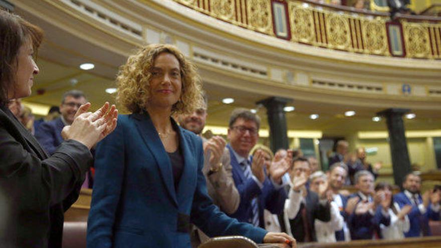 El govern espanyol confia que Batet «farà el que hagi de fer quan ho hagi de fer»