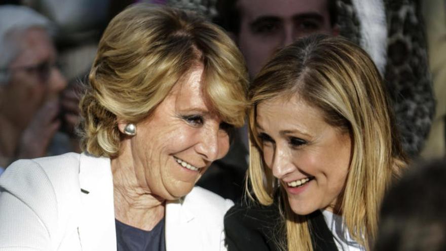 Cristina Cifuentes denuncia ante la Fiscalía el Campus de la Justicia de Aguirre