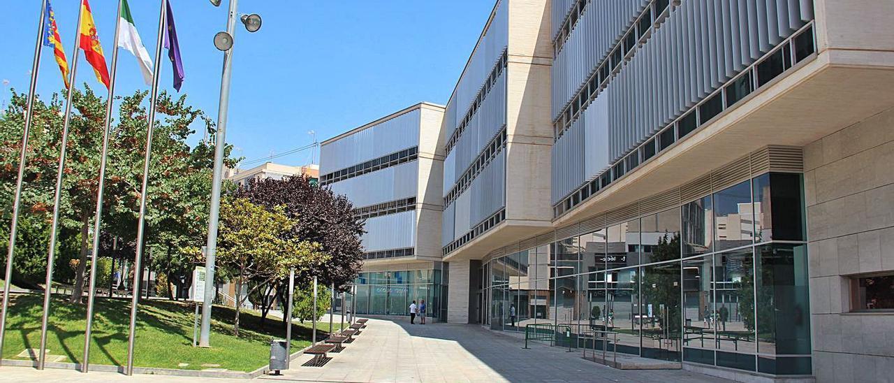 El Ayuntamiento de San Vicente del Raspeig.  | INFORMACIÓN