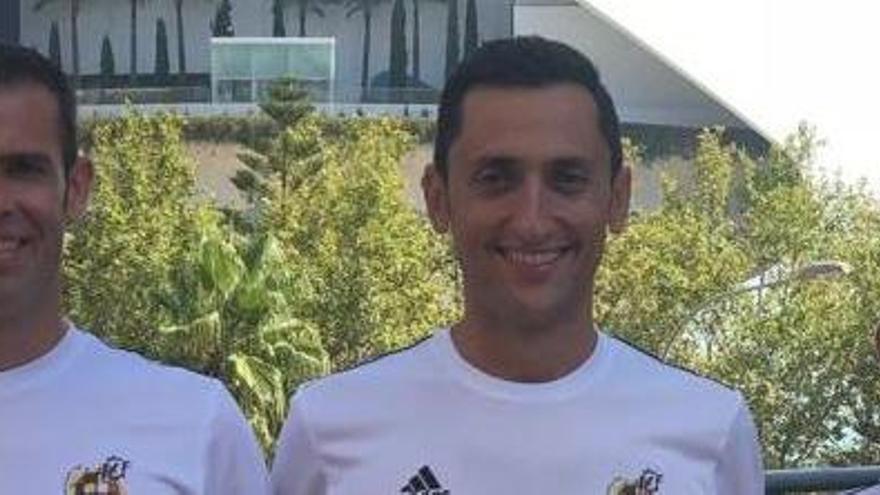 El lorquino Sánchez Martínez, elegido mejor árbitro de Primera División