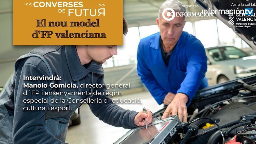 Converses de Futur: El nou model d'FP valenciana