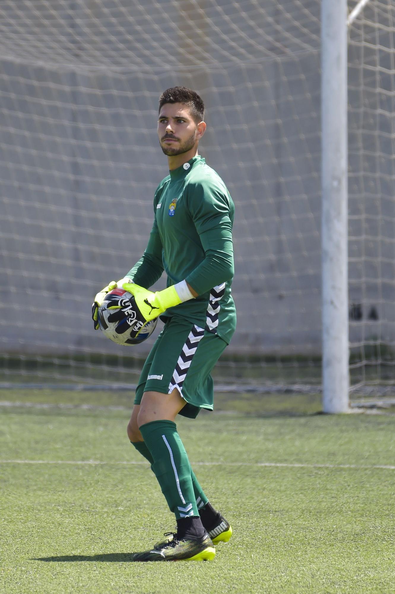 Segunda B: Las Palmas Atlético-El Ejido