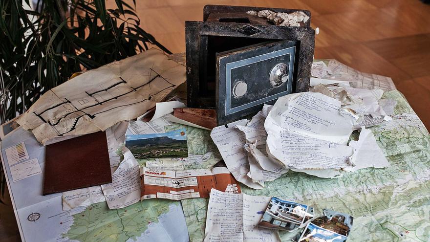 El misterio de la caja fuerte abandonada en Ibiza