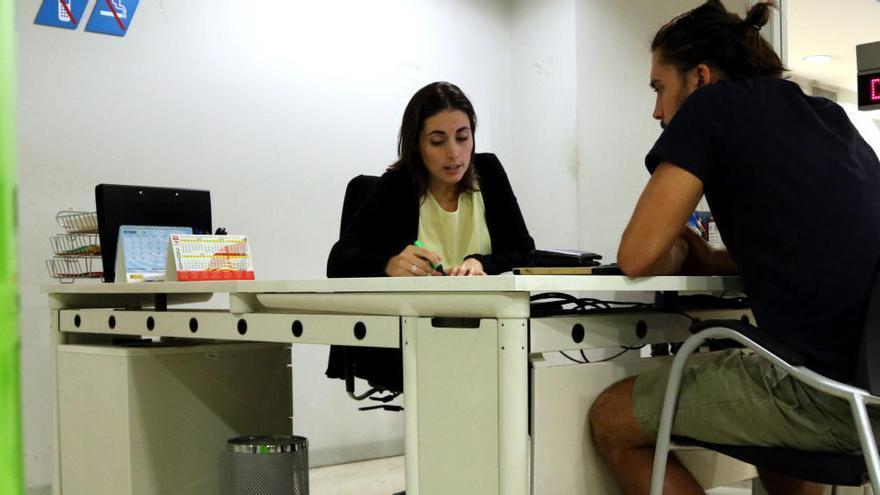 L'atur puja en 6.358 persones a l'octubre a Catalunya, fins als 484.559 desocupats