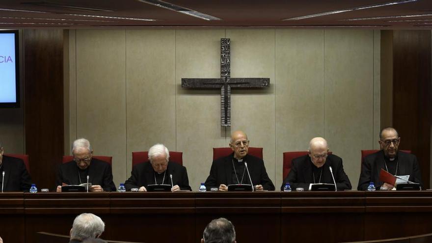 La Iglesia apoyará un recurso ante el TC