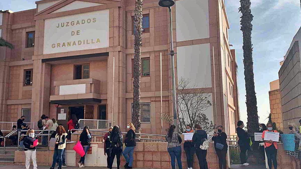 Juzgados de Granadilla de Abona. | | E.D.
