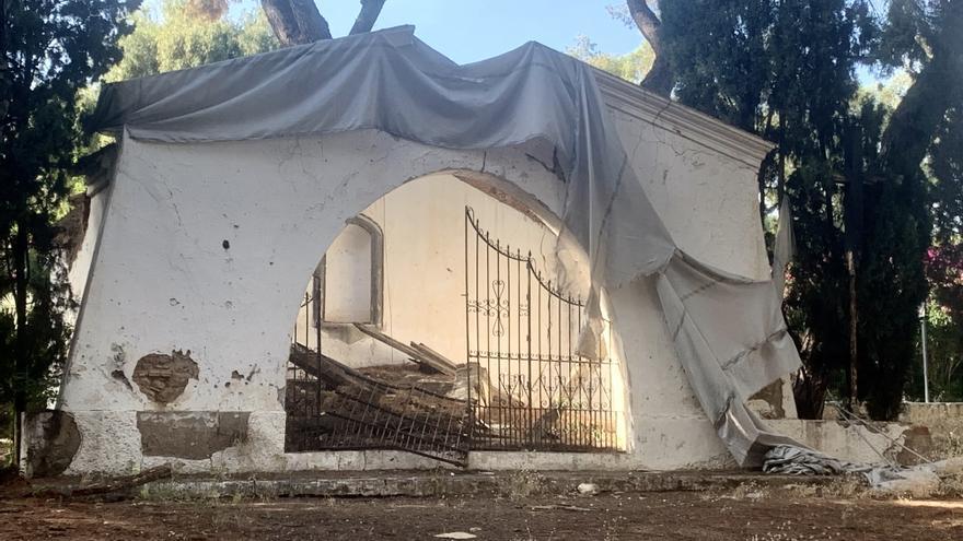 La capilla del parque Vigil de Quiñones de Marbella tendrá un uso cultural