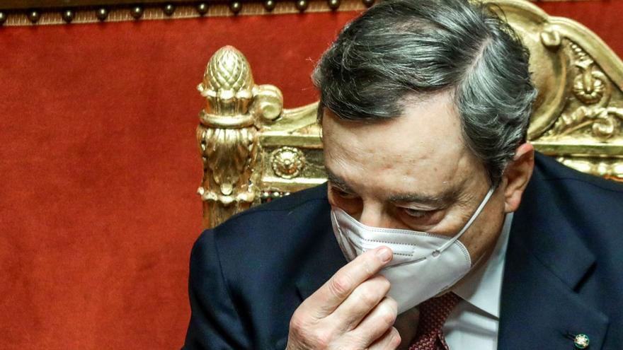 El 'efecto Draghi' propulsa a Italia