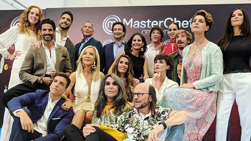 'MasterChef Celebrity': las polémicas más sonadas de sus concursantes