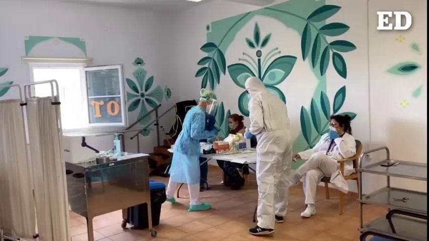 Coronavirus: Realizan test a 600 mayores y trabajadores de residencias en La Palma