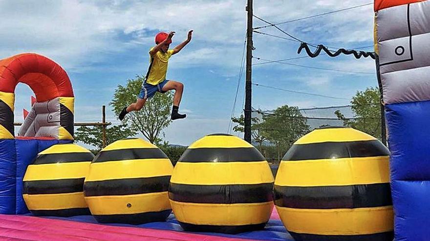 Els joves de Bàscara ideen una tarda d'acció i aventura per la festa major d'estiu