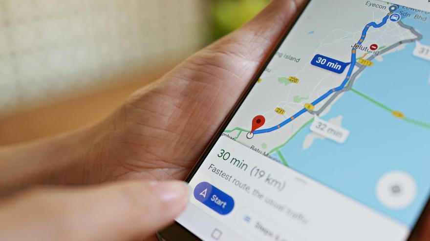 Google Maps cambia su voz en español para dejar de sonar robótica