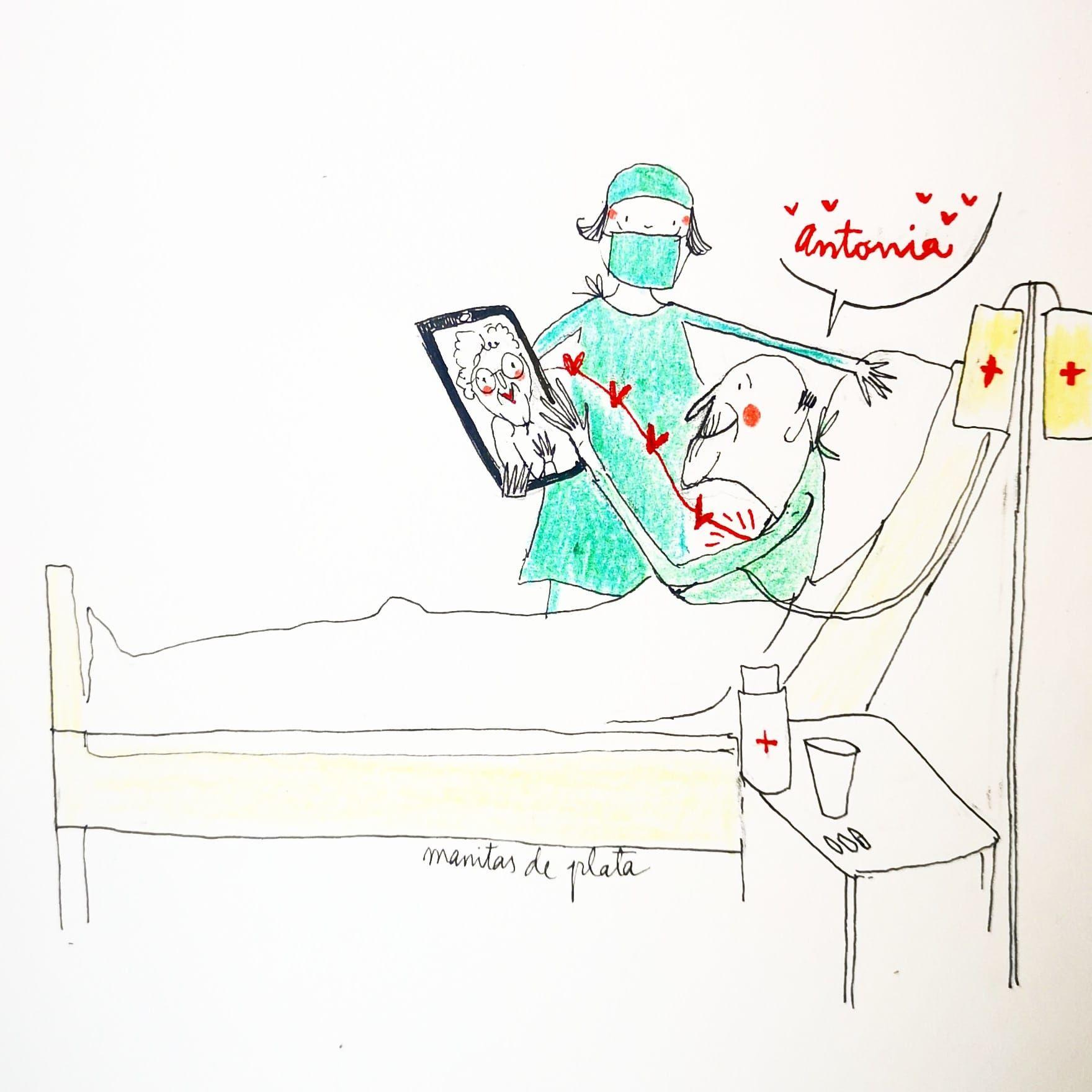 La pandemia bajo la mirada de Marina Puche