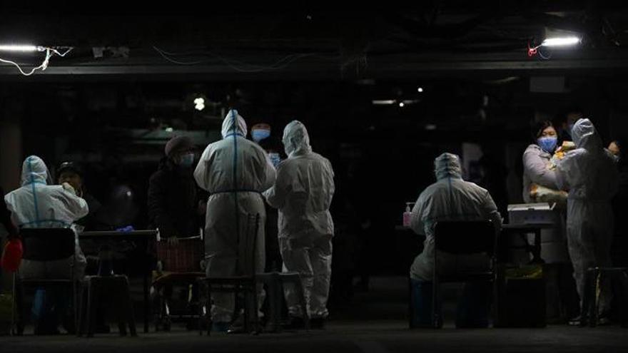 El equipo de expertos de la OMS llega a Wuhan para buscar el origen del virus