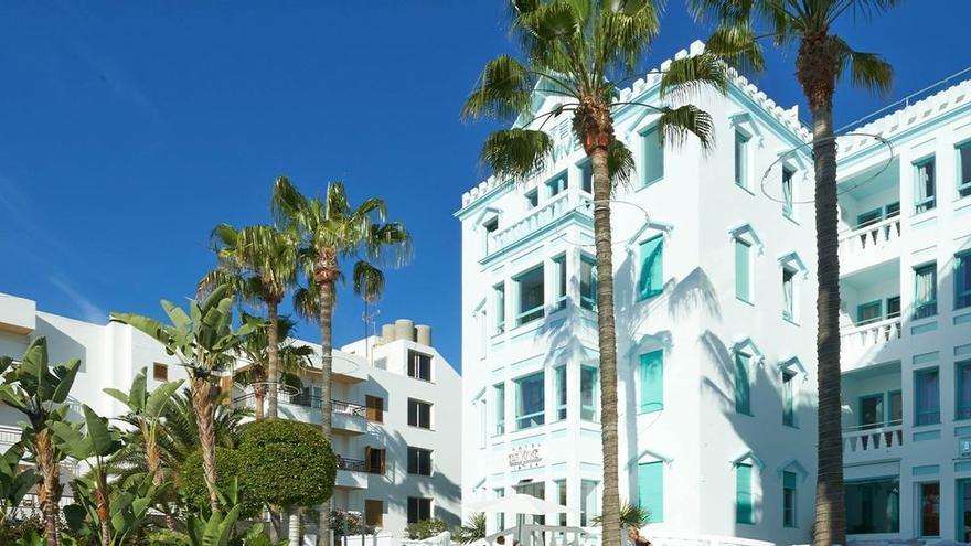 Messi reforma su hotel de Ibiza y se podrá escuchar música bajo el agua de la piscina
