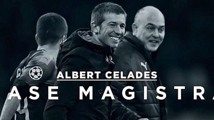 Celades explica la victoria contra el Ajax en Ámsterdam