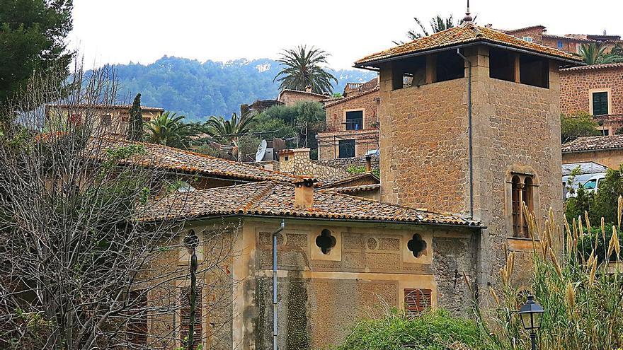 Deià abonará tres millones de euros por  la adquisición del palacete de Can Vallès