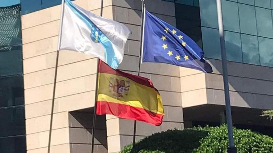 España patas arriba