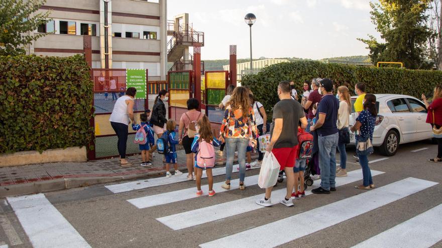Comienza de forma paulatina el curso en Caravaca para cerca de 4.000 alumnos