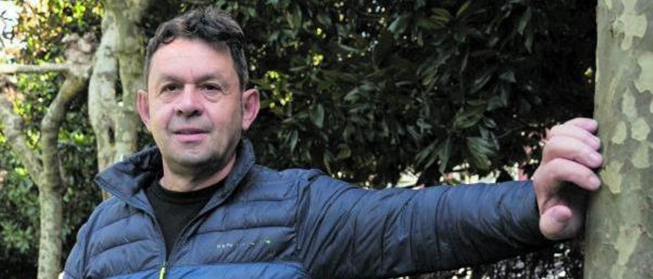 Juan Antonio del Peño, edil del PP de Aller. | Jandro Rodríguez