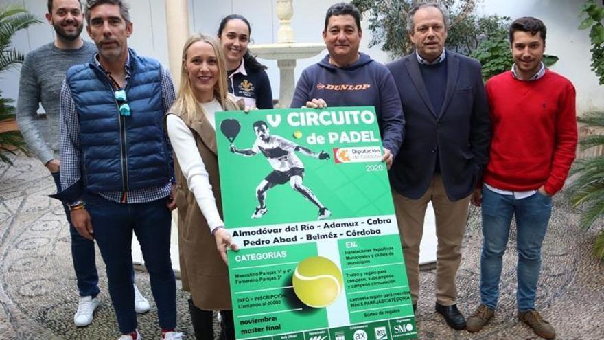 El Circuito Diputación de Córdoba contará con seis pruebas