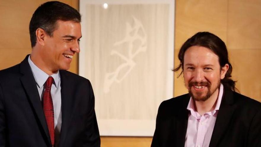 Preacuerdo PSOE-Podemos para formar Gobierno: Iglesias será vicepresidente