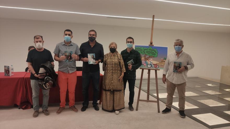 """La escritora campellera Remedios Climent presenta su obra """"La Mora Cautiva"""" en Sant Joan"""