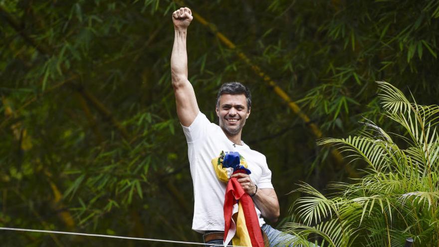 El partido de Leopoldo López llama a boicotear las elecciones venezolanas