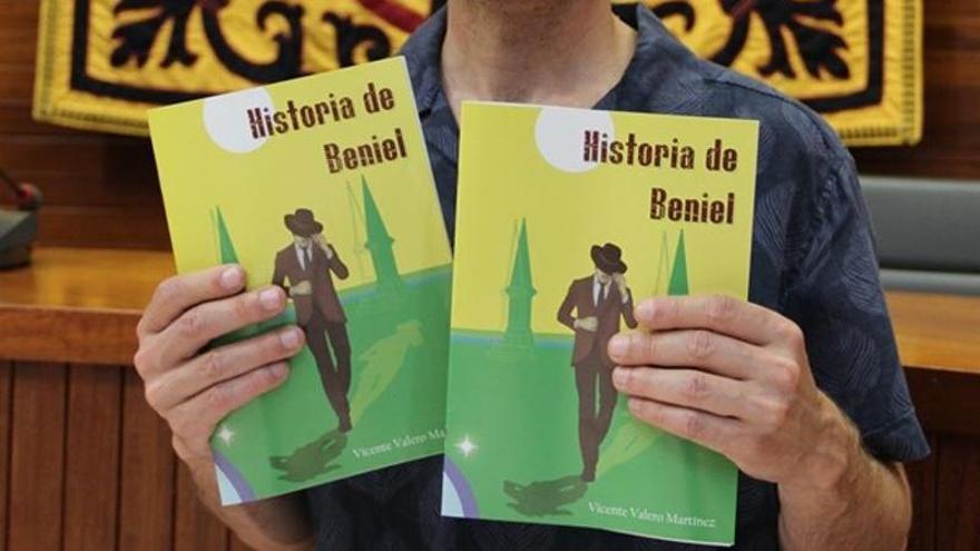 Un cómic recorre la historia del municipio de Beniel