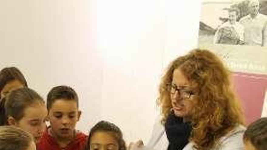 El periodista Luis del Olmo estrenará el día 15 un recital sobre Severo Ochoa en Luarca