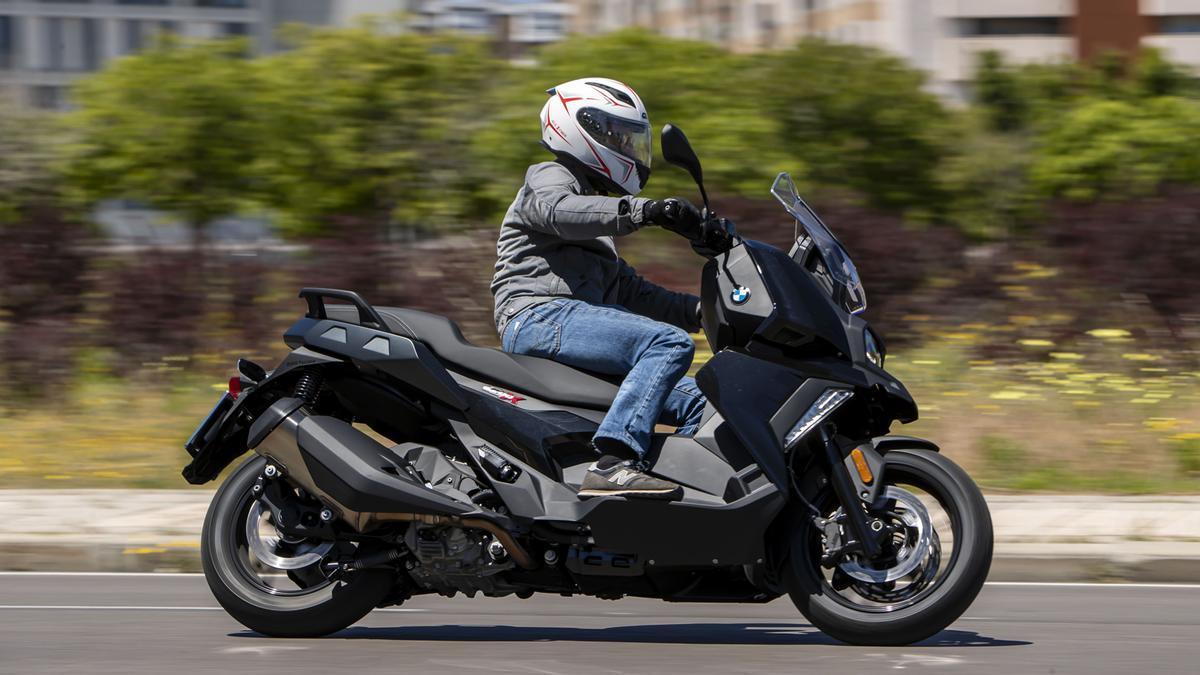 BMW C 400; movilidad urbana en formato premium