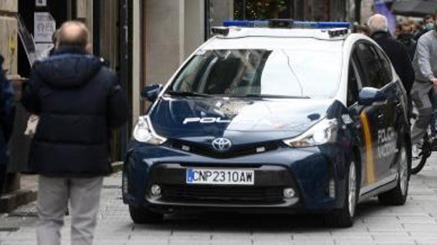 Una gallega, detenida después de una extorsión que se prolongó durante 30 años
