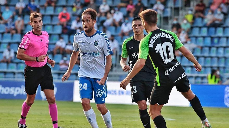 Míchel Herrero: «No vamos a ganar los partidos por el hecho de estar ya arriba»