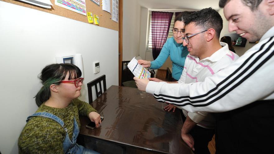 Crean una tarjeta sanitaria de atención preferente para 800 personas con discapacidad