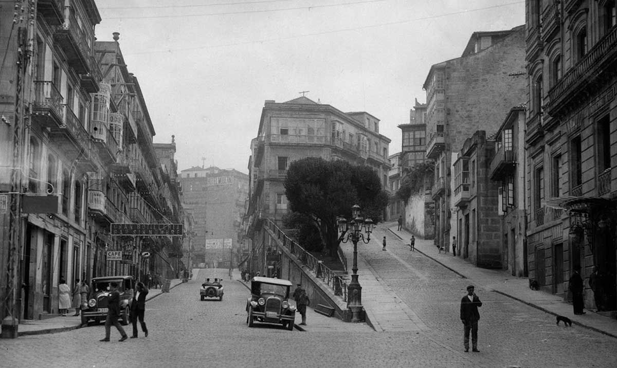 Carral 1920 -1936