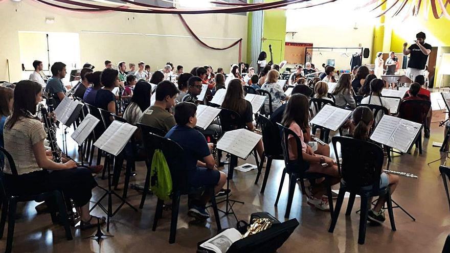 La Trobada d'acordionistes de Maçaners i els concerts l'Orquestra de Collsuspina, cancel·lats