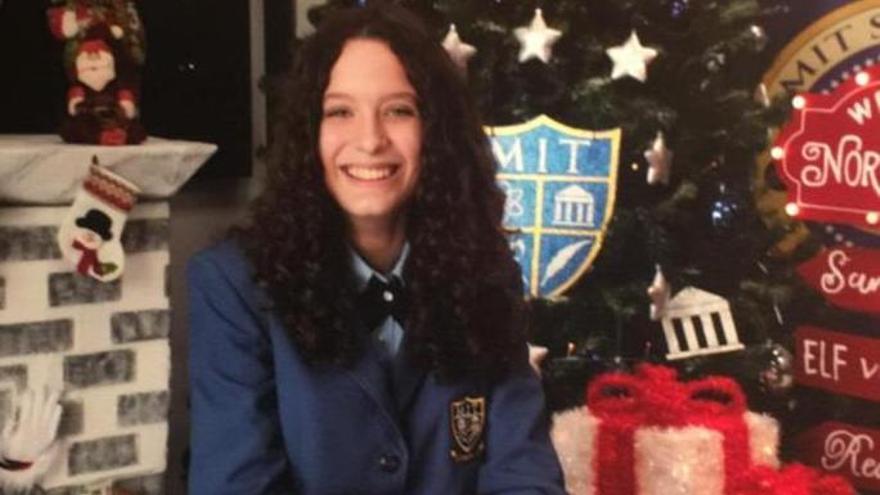 Paula Pellico de la Mata, del Mit School