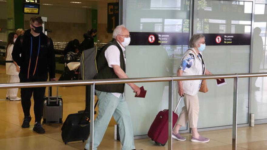 L'aeroport de Girona duplica els usuaris durant l'agost respecte l'any passat i arriba als 80.000 passatgers