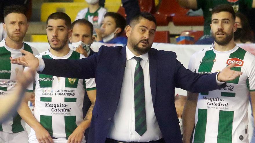 """Josan González: """"Un punto más y una jornada menos para el objetivo"""""""