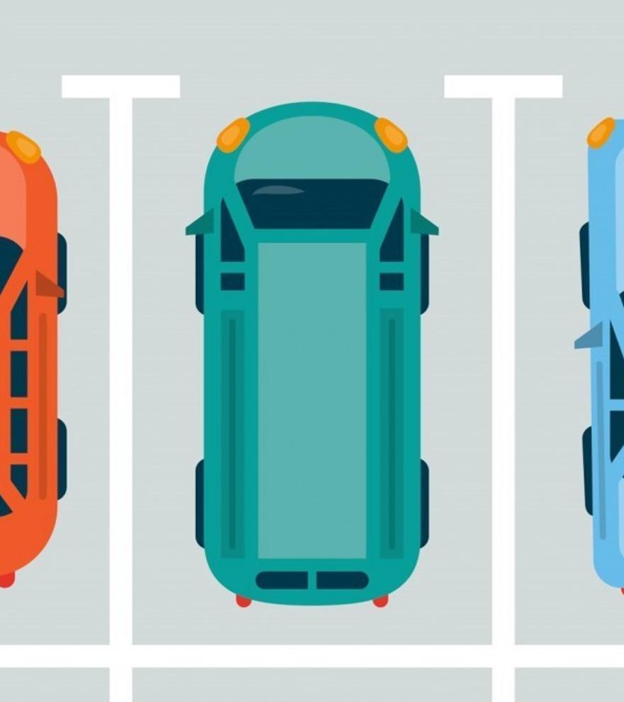 Cómo aparcar el coche en 7 sencillos pasos