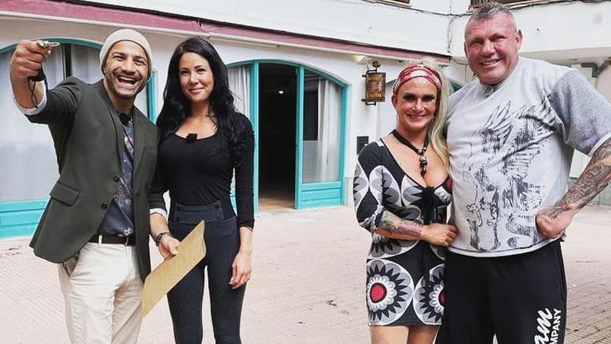 Caro und Andreas Robens eröffnen Iron Diner in ehemaliger Fanetería