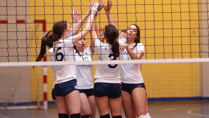 La Academia Voleibol devuelve el aroma de la élite a Vista Alegre