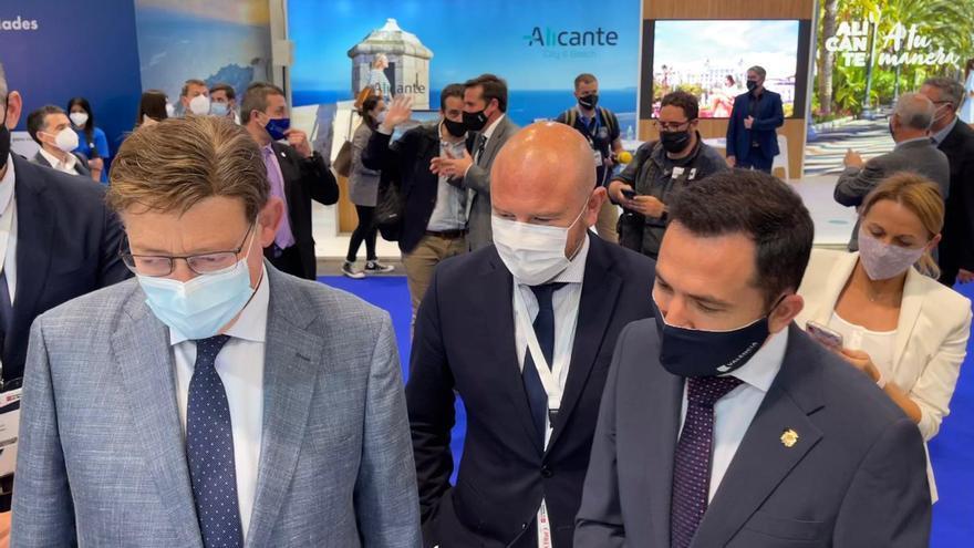 Puig felicita a Canet por su gestión turística