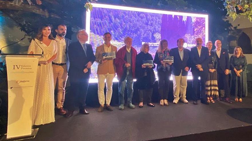 El hotel LJS Ratxó, galardonado en los premios de turismo de lujo