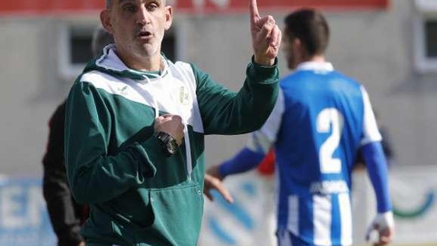 Jacobo Montes, candidato al banquillo del Celta B